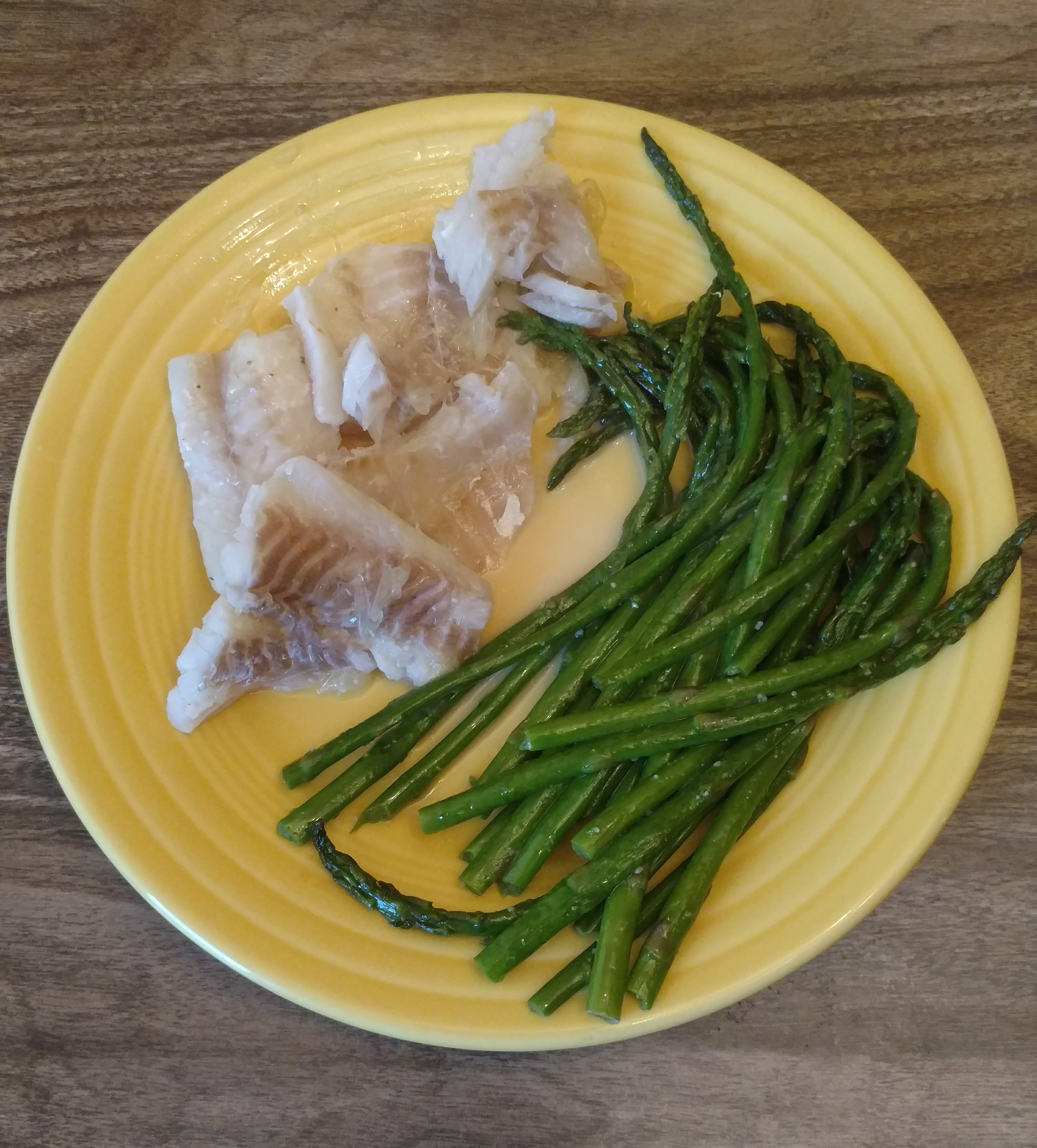 Easy grilling foil packets jana schaumburg for Fish and asparagus