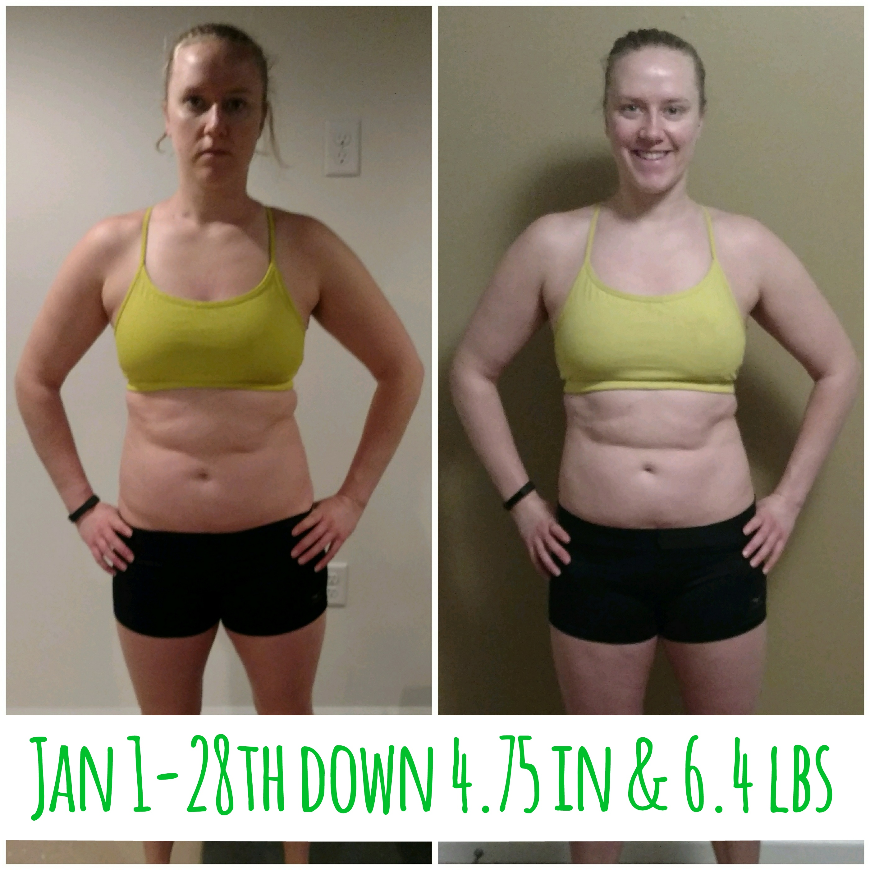 80 Day Obsession 80 day obsession – week 2 results   jana schaumburg